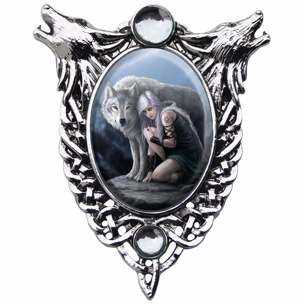 Anne Stokes Necklace - Protector