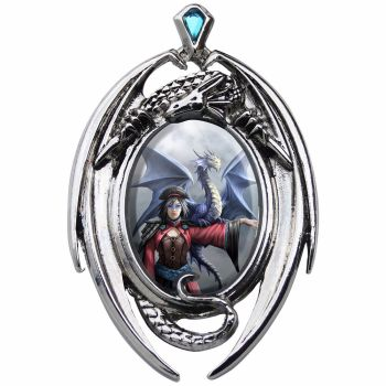 Anne Stokes Necklace Look To The East