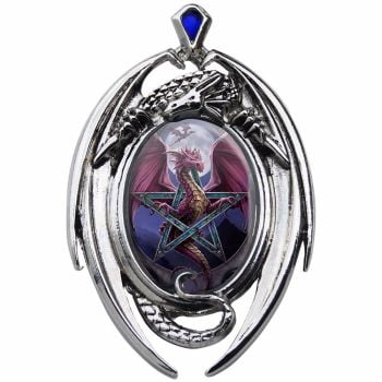 Anne Stokes Necklace Lunar Magic