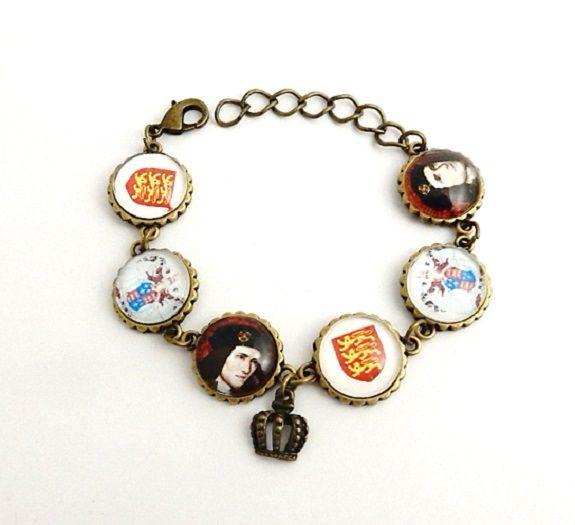 King Richard III medieval style bracelet