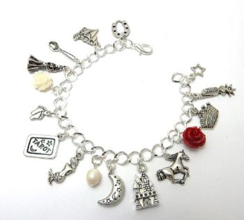 Jacquetta - Lady Of The Rivers Charm Bracelet