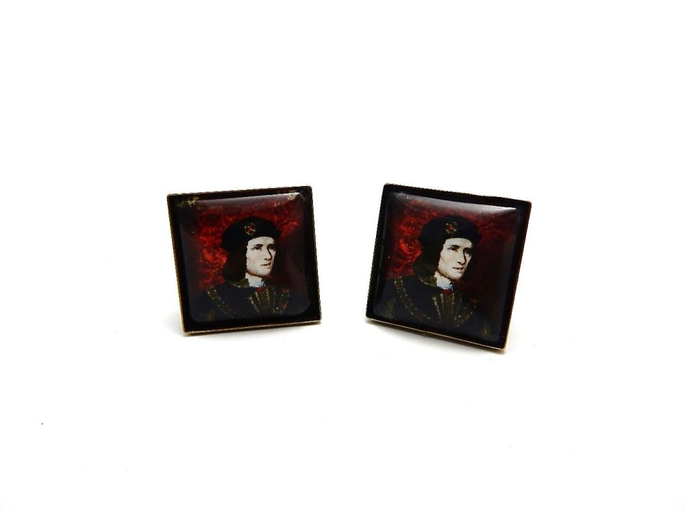 King Richard III Cuff Links