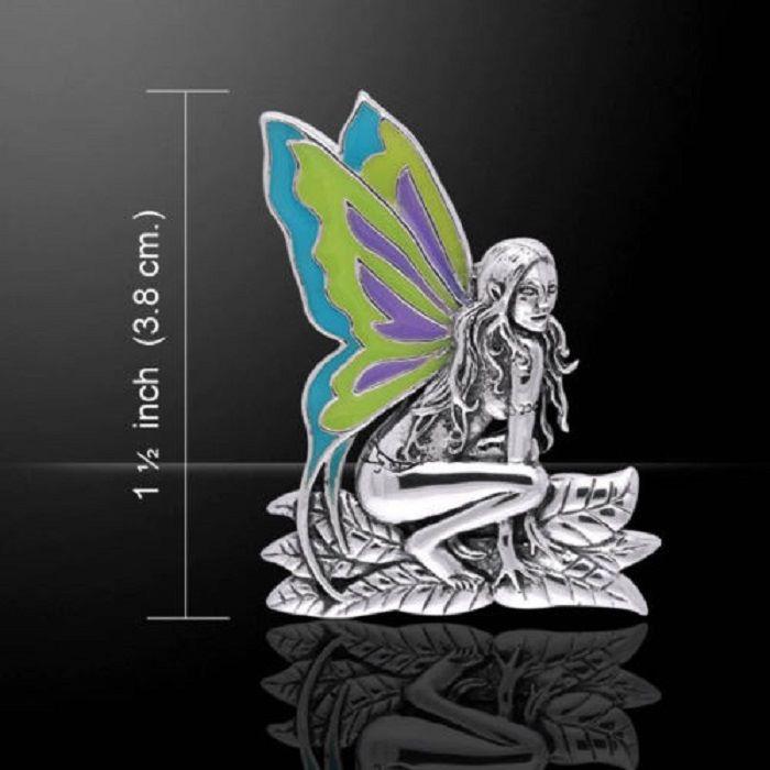 Rain Fairy Pendant by Selina Fenech fantasy artist sterling silver Peter St