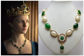 Anne Neville reproduction necklace