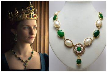 Anne Neville reproduction necklace