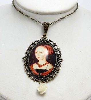 Elizabeth Woodville necklace