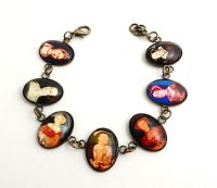 Henry VIII and His Six Wives Historical Jewellery Bracelet
