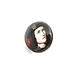 King Richard III tie lapel pin brooch