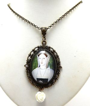 Blessed Margaret Pole necklace - Countess of Salisbury