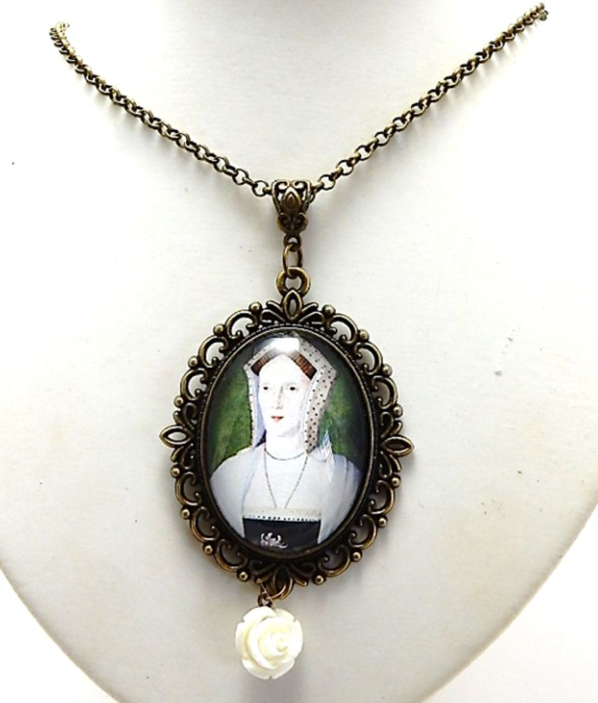 Blessed Margaret Pole necklace - historical re-enactment jewellery - York P