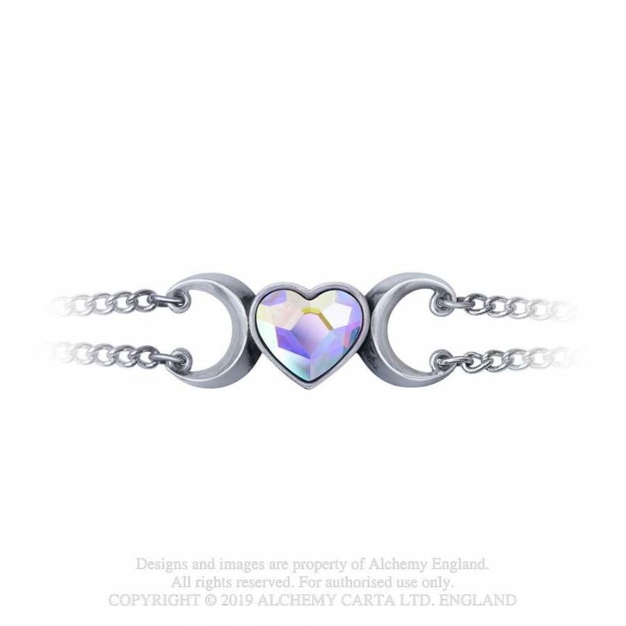 Goddess of the Heart bracelet - Thuwies y Galon