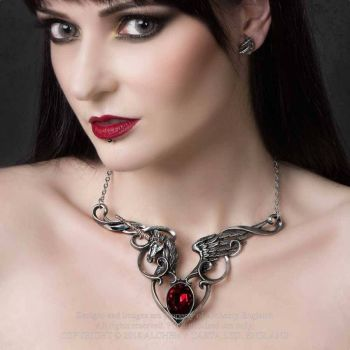 The Maiden's Conquest Necklace by Alchemy