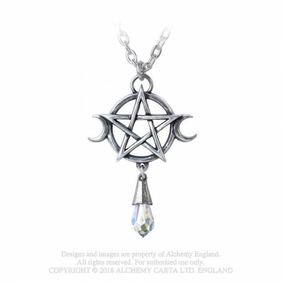 Goddess Pendant by Alchemy England