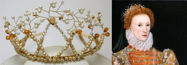 elizabeth tiara darnley portrait.compare
