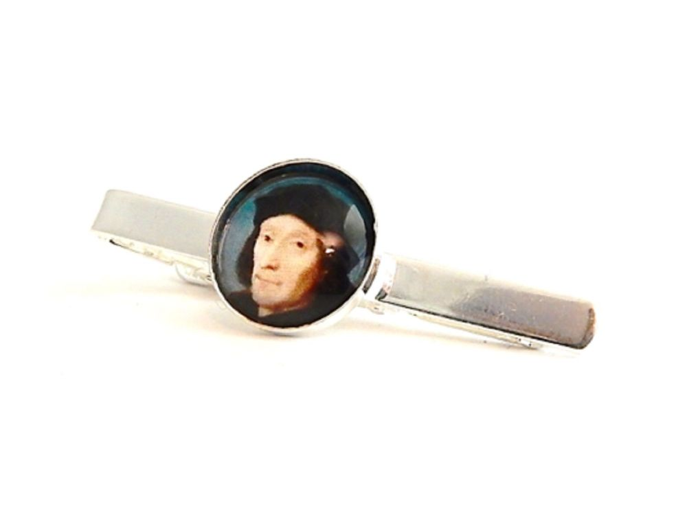 Henry VII tie pin - King of England