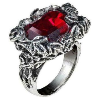Blood Rose Cardinal's Ring