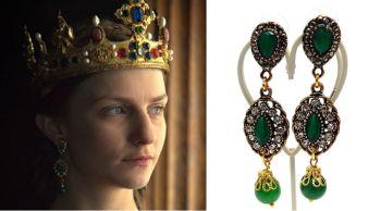 Anne Neville Earrings