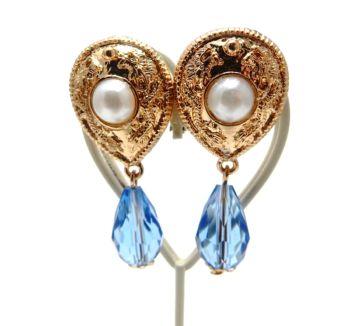 Medieval Tudor Drop Earrings
