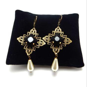 Catherine of Aragon Earrings