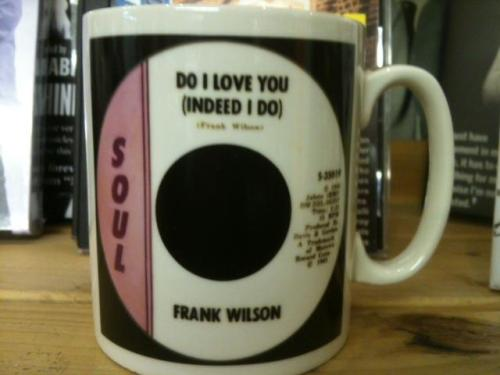 NORTHERN SOUL MUGS :