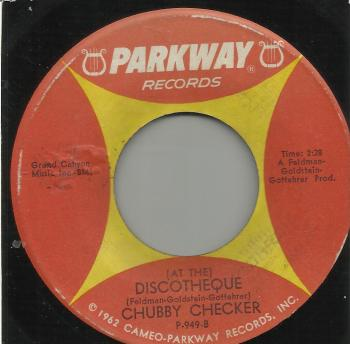 CHUBBY CHECKER - (AT THE) DISCOTHEQUE