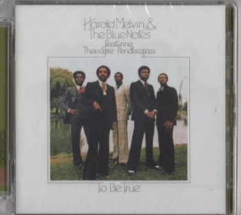 HAROLD MELVIN & THE BLUE NOTES. FEAT. THEODORE PENDERGRASS