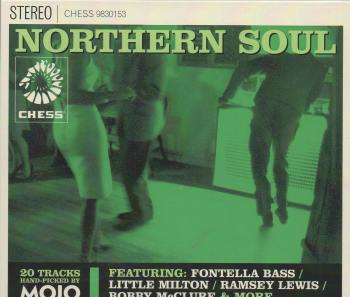 CHESS - NORTHERN SOUL