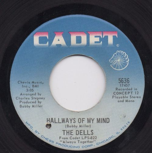 DELLS - HALLWAYS OF MY MIND