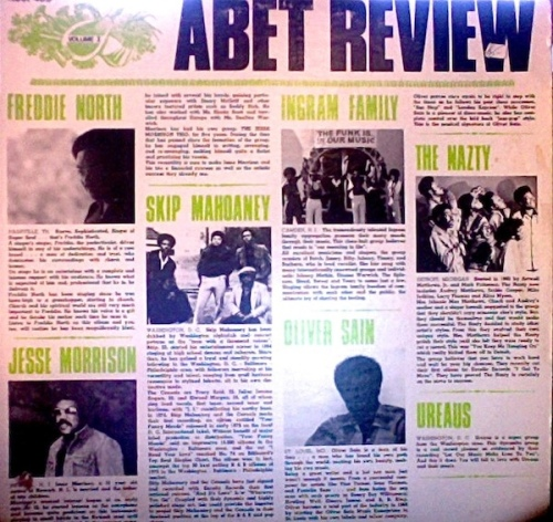 Various ‎– Abet Review
