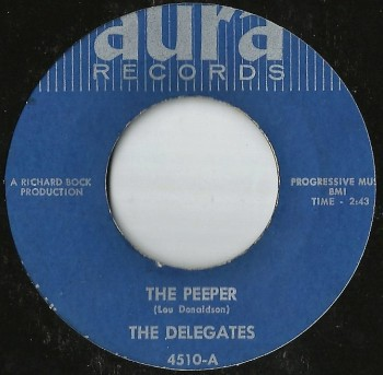 DELEGATES - THE PEEPER