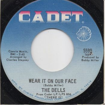DELLS - WEAR IT ON OUR FACE