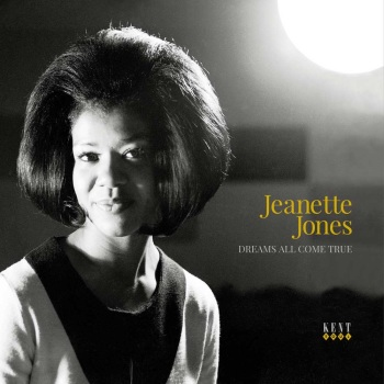 JEANETTE JONES - DREAMS ALL COME TRUE LP