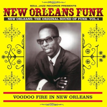 VARIOUS - NEW ORLEANS FUNK VOLUME 4