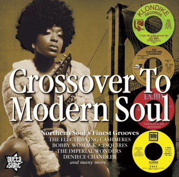 VARIOUS - CROSSOVER TO MODERN SOUL
