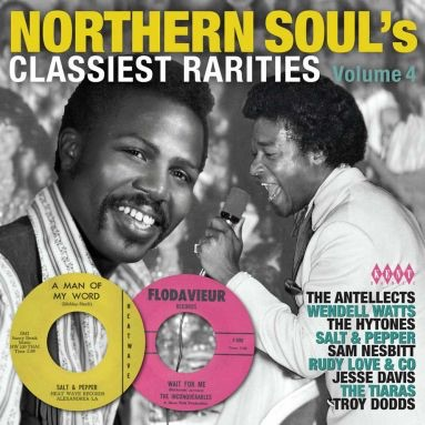 Various - Northern Soul's Classiest Rarities 4