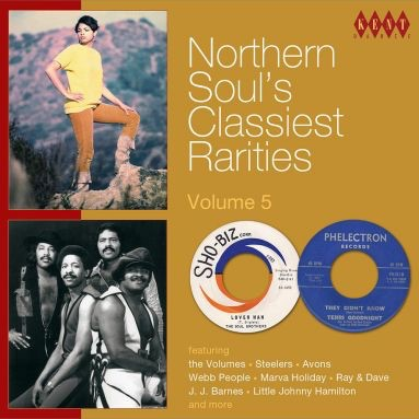 Various - Northern Soul's Classiest Rarities 5