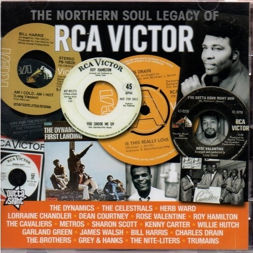 Various – RCA Victor: A Northern Soul Legacy...