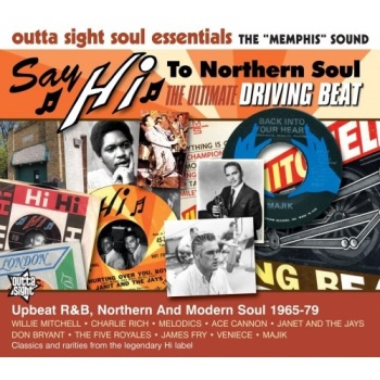 Various – Say Hi To Northern Soul