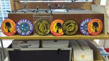 Northern Soul Badges