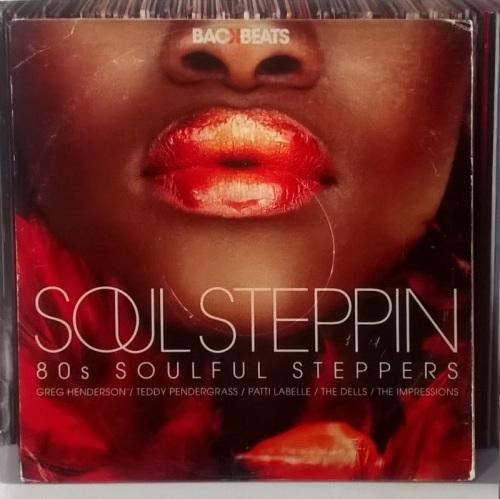 Various - Soul Steppin'