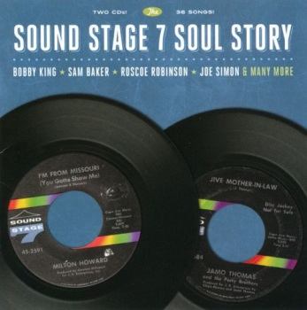 VARIOUS - THE SOUND STAGE 7 SOUL STORY