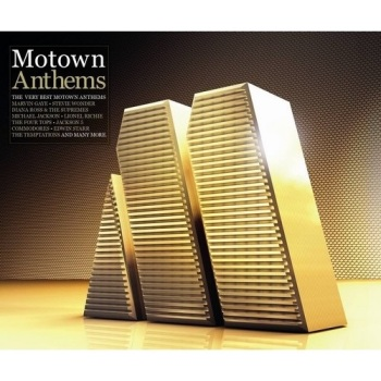 MOTOWN ANTHEMS 4X CD COMPILATION