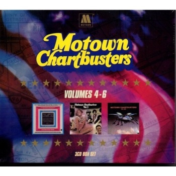 MOTOWN CHARTBUSTERS VOLUMES 4-6