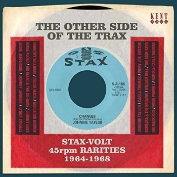 VARIOUS - THE OTHER SIDE OF THE TRAX