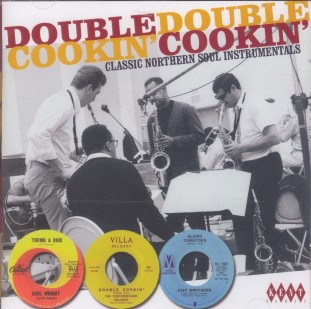 VARIOUS - DOUBLE COOKIN'