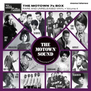 MOTOWN 7's BOXSET (VOLUME 4)