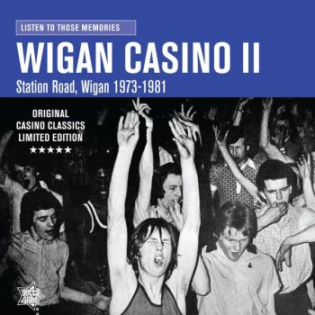 Various - Wigan Casino II (LP, Comp, Ltd)