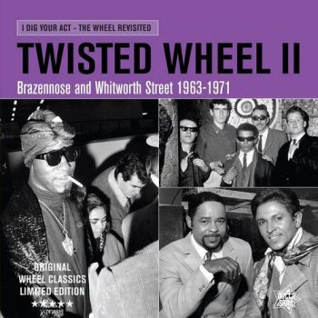 Various - Twisted Wheel II (LP, Comp)