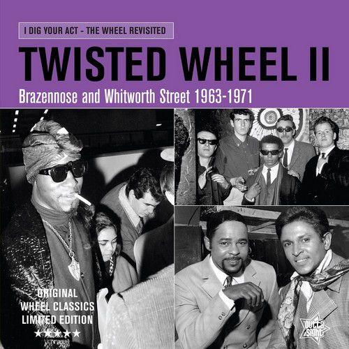 Various - Twisted Wheel II (LP, Comp)