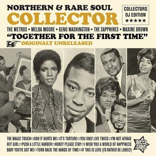 Various - Northern & Rare Soul Collector (LP, Comp, Ltd)